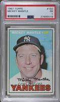 Mickey Mantle [PSA 1]