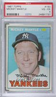 Mickey Mantle [PSA 4 VG‑EX]