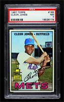 Cleon Jones [PSA 7 NM]