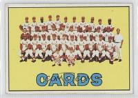 St. Louis Cardinals Team [Noted]