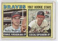 Charles Vaughan, Cecil Upshaw [Poor]