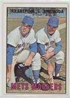 Mets Maulers (Ed Kranepool, Ron Swoboda)