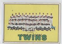 Minnesota Twins Team [Poor]