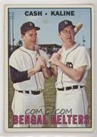 Bengal Belters (Norm Cash, Al Kaline) [Good to VG‑EX]