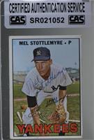 Mel Stottlemyre [CASCertifiedSealed]