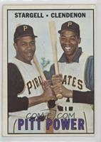 Pitt Power (Willie Stargell, Donn Clendenon)