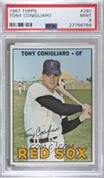 Tony Conigliaro [PSA 9 MINT]