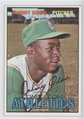 1967 Topps - [Base] #282 - Blue Moon Odom
