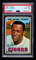 Earl Wilson [PSA8NM‑MT]