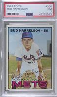 Bud Harrelson [PSA7NM]