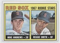 Mike Andrews, Reggie Smith [Poor to Fair]