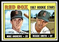 Mike Andrews, Reggie Smith [NM]