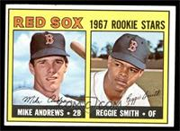 Mike Andrews, Reggie Smith [EX]