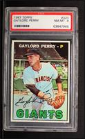 Gaylord Perry [PSA 8]