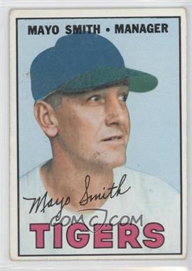 1967 Topps - [Base] #321 - Mayo Smith [GoodtoVG‑EX]