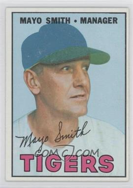 1967 Topps - [Base] #321 - Mayo Smith