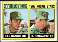 Sal Bando, Randy Schwartz [GOOD]