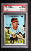 Davey Johnson [PSA 8]