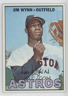 1967 Topps - [Base] #390 - Jimmy Wynn (Jim on Card)