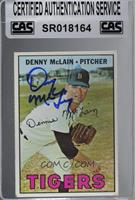 Denny McLain [CAS Certified Sealed]