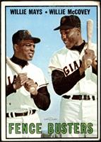Willie Mays, Willie McCovey [FAIR]