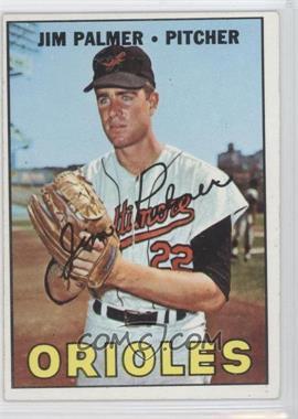 1967 Topps - [Base] #475 - Jim Palmer