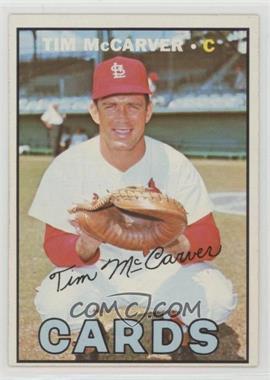 1967 Topps - [Base] #485 - Tim McCarver