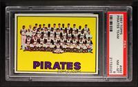 Pittsburgh Pirates Team [PSA8]