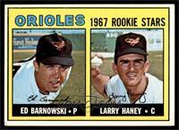 Ed Barnowski, Larry Haney [EX]