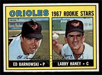 Ed Barnowski, Larry Haney [NM]