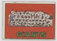 San Francisco Giants Team [PoortoFair]