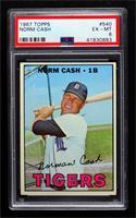 Norm Cash [PSA6EX‑MT]