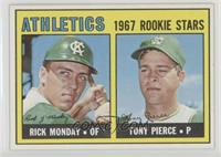 High # - Rick Monday, Tony Pierce [Altered]