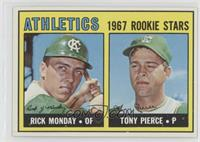 High # - Rick Monday, Tony Pierce