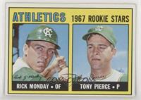 High # - Rick Monday, Tony Pierce