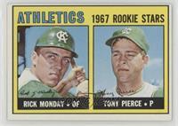 Rick Monday, Tony Pierce