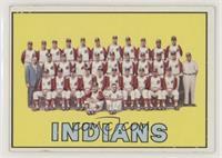 High # - Cleveland Indians Team [GoodtoVG‑EX]