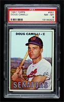 High # - Doug Camilli [PSA8NM‑MT]