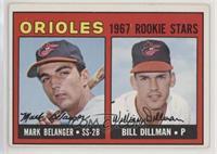 High # - Mark Belanger, Bill Dillman