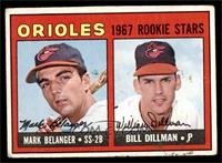 Mark Belanger, Bill Dillman [VG]