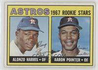 Aaron Pointer, Alonzo Harris [Good to VG‑EX]