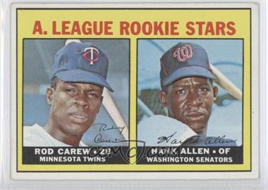 1967 Topps - [Base] #569 - A. League Rookie Stars (Rod Carew, Hank Allen)