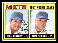 Bill Denehy, Tom Seaver [GOOD]