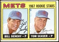 Bill Denehy, Tom Seaver [VGEX]