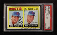 Bill Denehy, Tom Seaver [PSA 7]