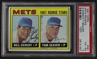 High # - Bill Denehy, Tom Seaver [PSA4VG‑EX]