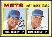 High # - Bill Denehy, Tom Seaver [EXMT+]