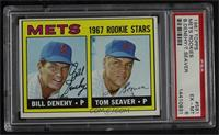 High # - Bill Denehy, Tom Seaver [PSA 6 EX‑MT]