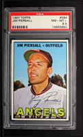 Jim Piersall [PSA 8.5]