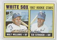 High # - Walt Williams, Ed Stroud